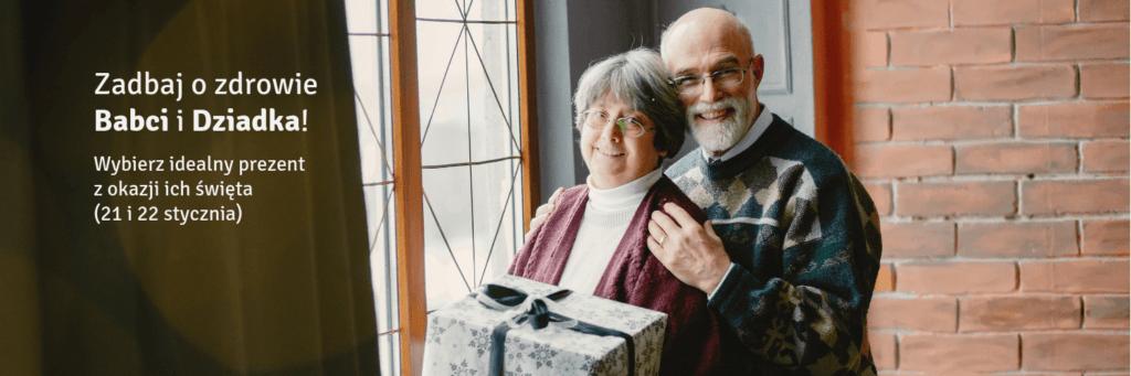 Prezenty na Dzień Babci i Dzień Dziadka