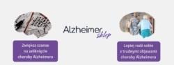 Alzheimer-sklep baner poziomy
