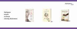 książki o chorobie Alzheimera