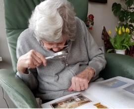 Zajęcie dla osoby z demencją, chorobą Alzheimera