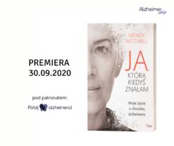 książka o alzheimerze